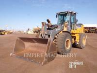 Equipment photo JOHN DEERE 644K ÎNCĂRCĂTOARE PE ROŢI/PORTSCULE INTEGRATE 1
