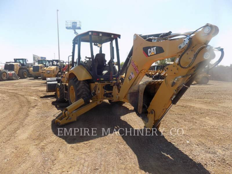 CATERPILLAR RETROESCAVADEIRAS 420F24EOIP equipment  photo 3