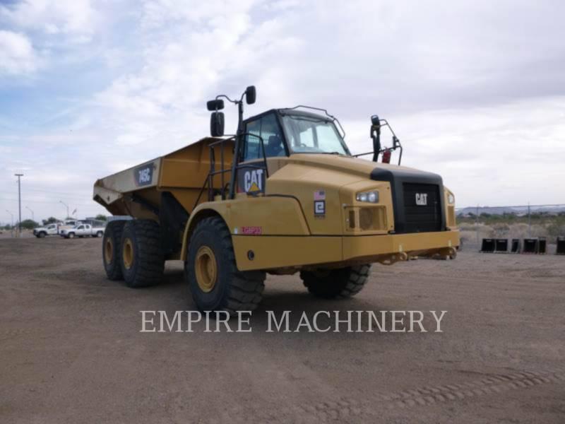 CATERPILLAR WOZIDŁA PRZEGUBOWE 745C equipment  photo 1