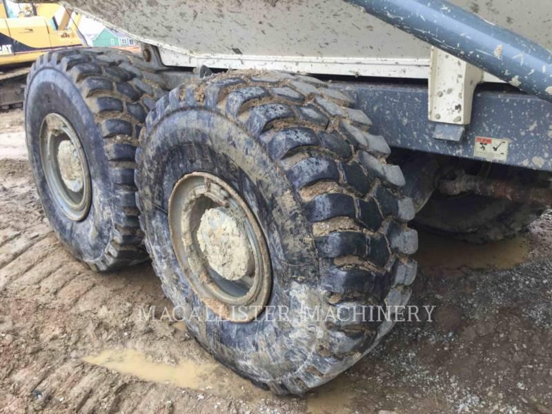TEREX EQUIP. LTD. ARTICULATED TRUCKS TA300  equipment  photo 8