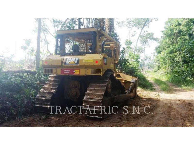 CATERPILLAR TRACTORES DE CADENAS D7RIIXR equipment  photo 4