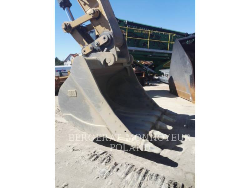 CATERPILLAR KETTEN-HYDRAULIKBAGGER 336FL equipment  photo 10