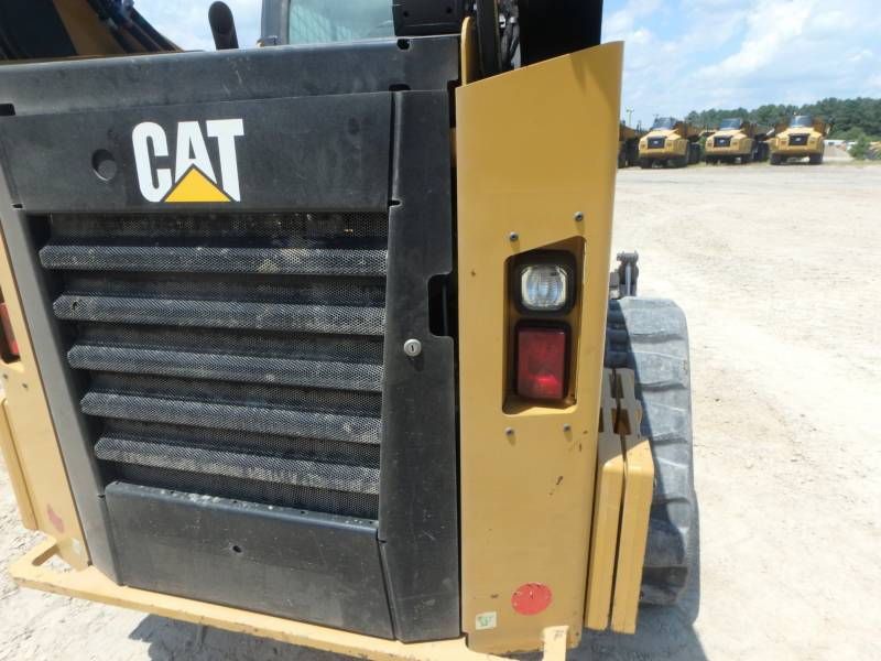 CATERPILLAR MULTI TERRAIN LOADERS 289D equipment  photo 22