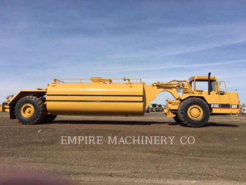 CATERPILLAR WAGON CITERNE A EAU 613C WW equipment  photo 6