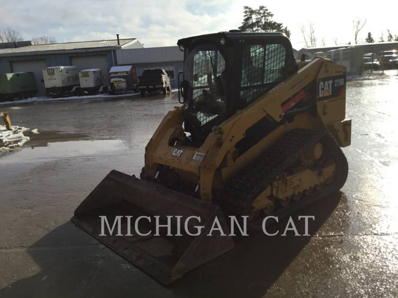 CATERPILLAR MULTI TERRAIN LOADERS 279D AHQ equipment  photo 2