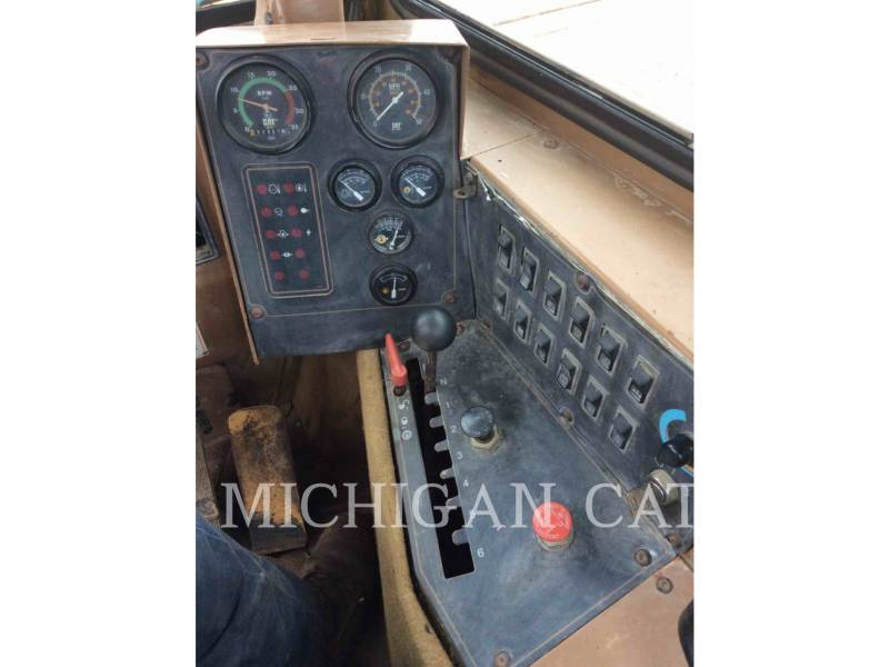 CATERPILLAR WHEEL TRACTOR SCRAPERS 615CII equipment  photo 8