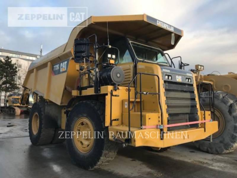 CATERPILLAR MULDENKIPPER 772G equipment  photo 1