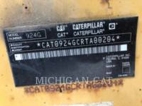 CATERPILLAR PALE GOMMATE/PALE GOMMATE MULTIUSO 924GZ equipment  photo 24