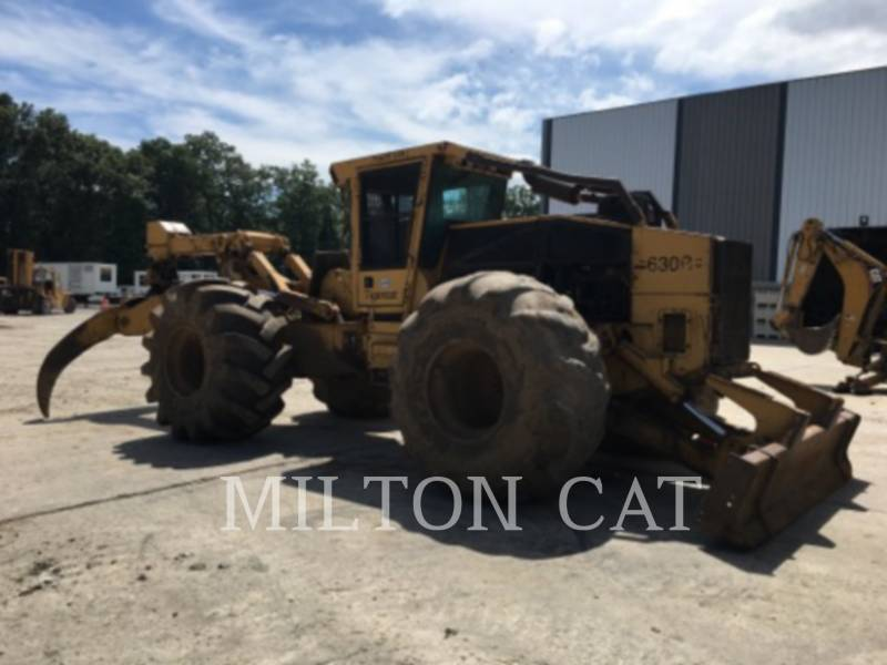 TIGERCAT FORESTAL - ARRASTRADOR DE TRONCOS 630B equipment  photo 3