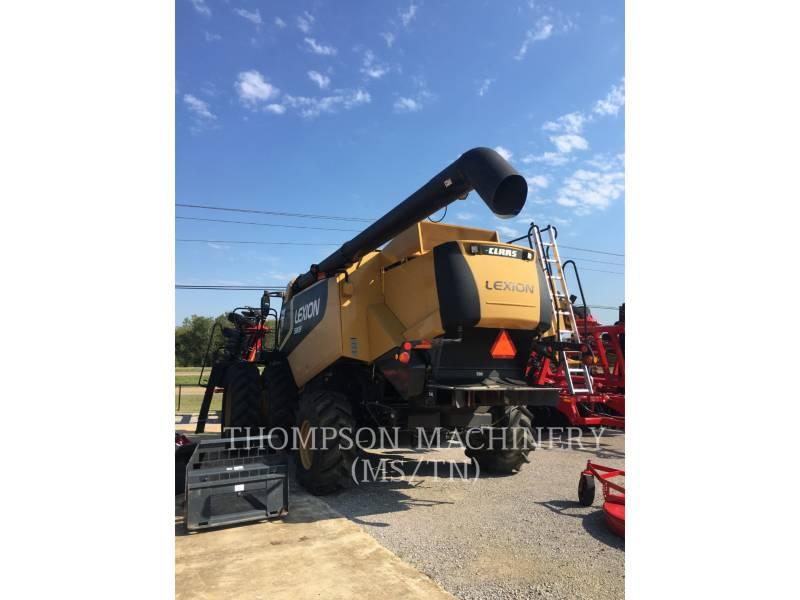 LEXION COMBINE AG TRACTORS LX580R equipment  photo 5