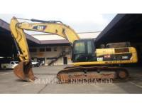 Equipment photo CATERPILLAR 336 D L REACH RUPSGRAAFMACHINES 1