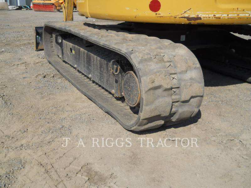 CATERPILLAR TRACK EXCAVATORS 305E equipment  photo 13