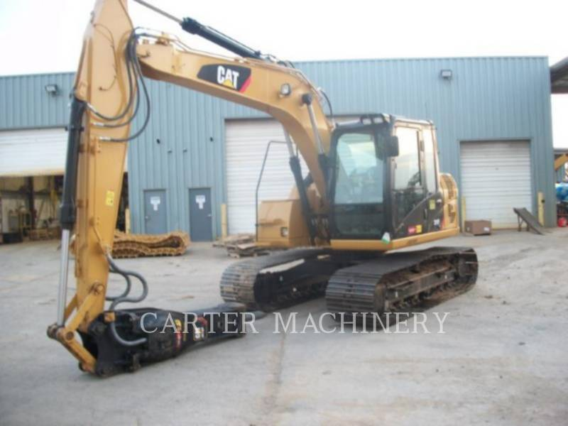 CATERPILLAR KETTEN-HYDRAULIKBAGGER 311FRR CF equipment  photo 2