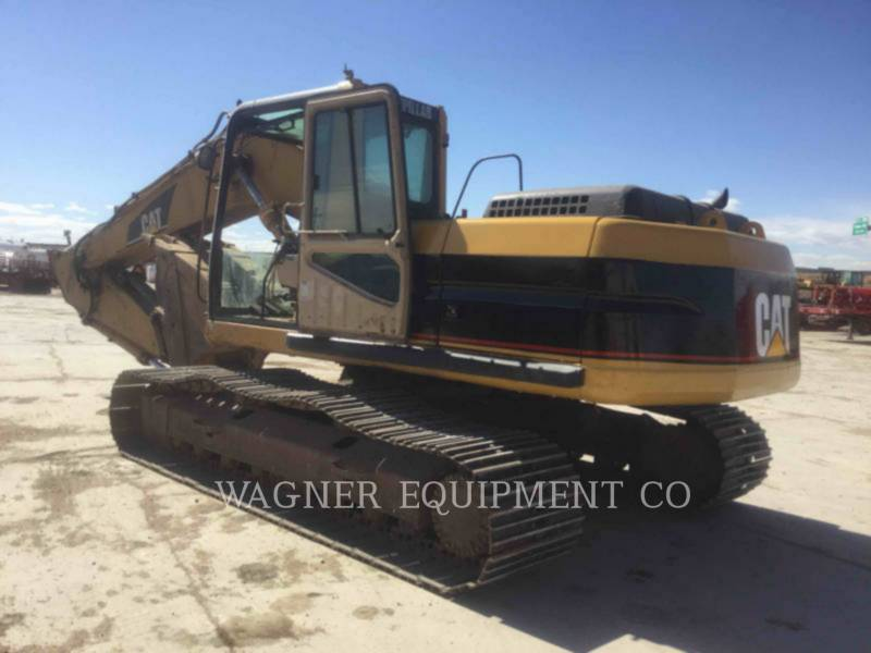 CATERPILLAR TRACK EXCAVATORS 322BL THB equipment  photo 2