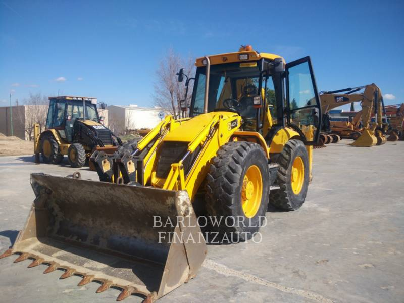 JCB BACKHOE LOADERS 4CX equipment  photo 2