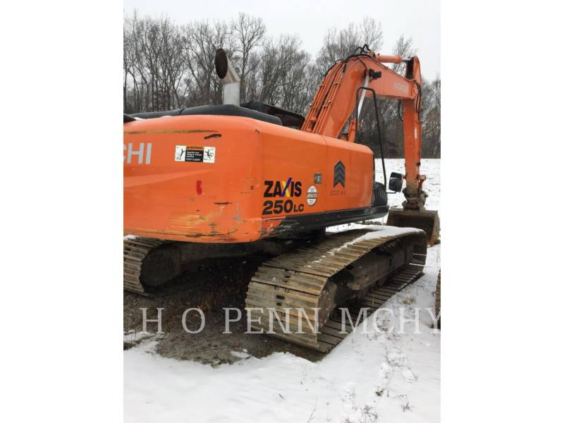 HITACHI 鉱業用ショベル/油圧ショベル ZX250LC-5 equipment  photo 3
