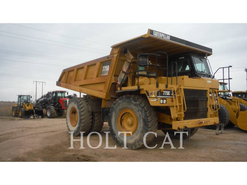 CATERPILLAR OFF HIGHWAY TRUCKS 775E equipment  photo 1