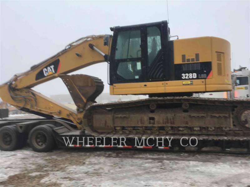 CATERPILLAR TRACK EXCAVATORS 328D LCRCF equipment  photo 4