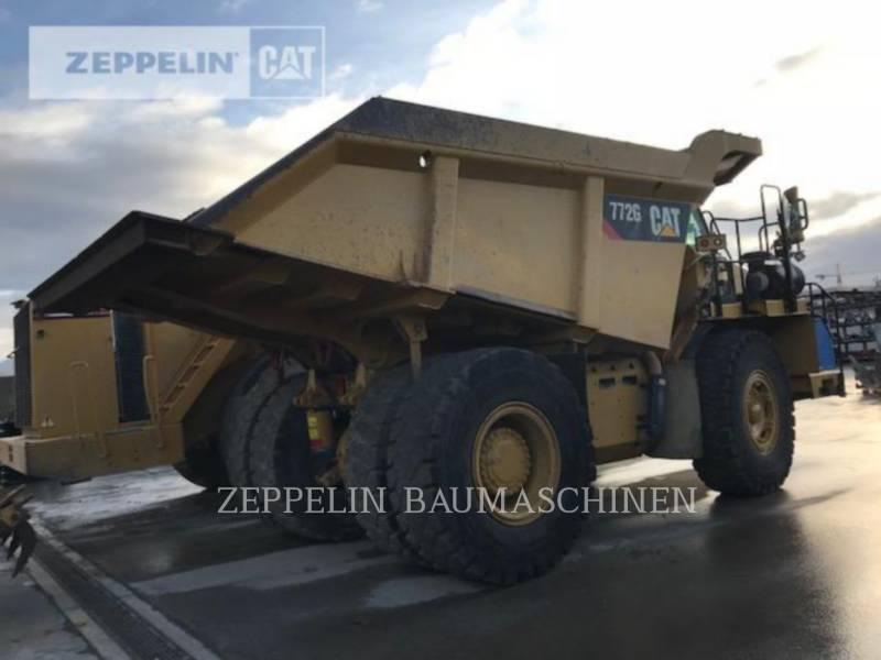 CATERPILLAR MULDENKIPPER 772G equipment  photo 3