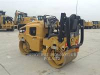 CATERPILLAR VIBRATORY DOUBLE DRUM ASPHALT CB22BLRC equipment  photo 4