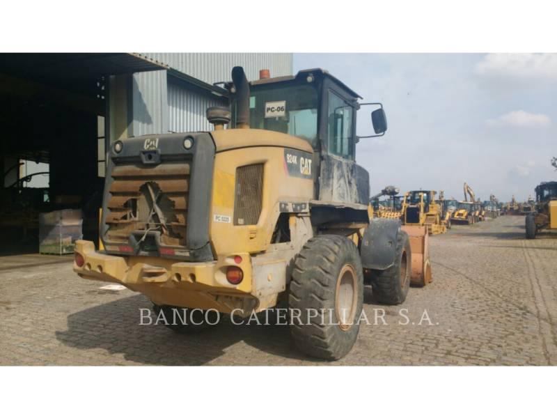 CATERPILLAR CARGADORES DE RUEDAS 924K equipment  photo 4