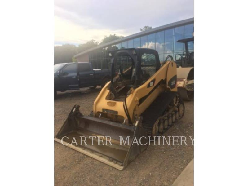 CATERPILLAR SKID STEER LOADERS 277C CY equipment  photo 2