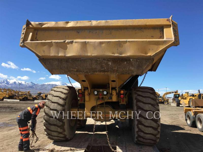 CATERPILLAR KNICKGELENKTE MULDENKIPPER 730 TG equipment  photo 4