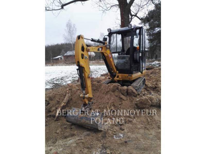 CATERPILLAR PELLES SUR CHAINES 301.7 D equipment  photo 2