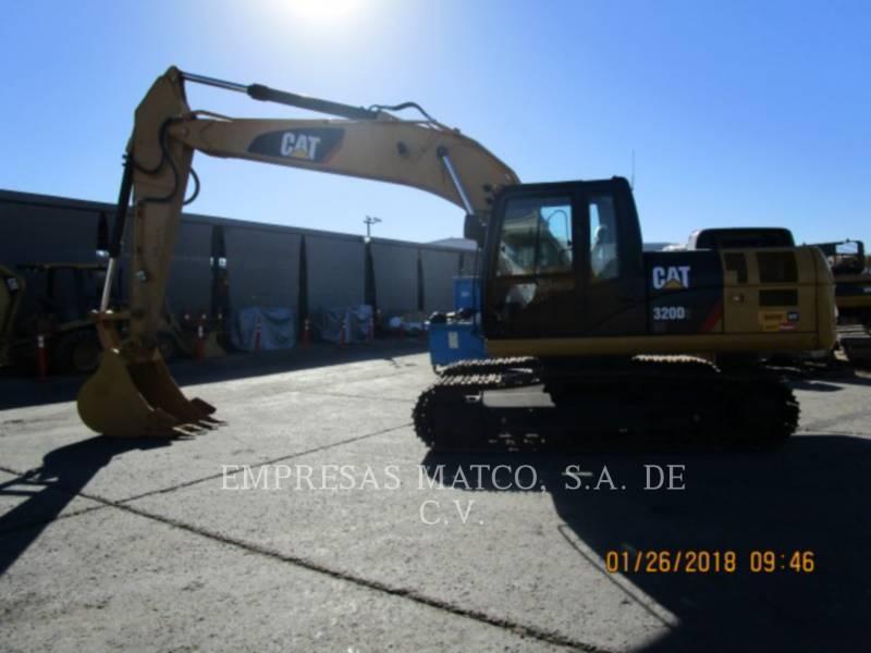 CATERPILLAR EXCAVADORAS DE CADENAS 320 D 2 GC equipment  photo 3