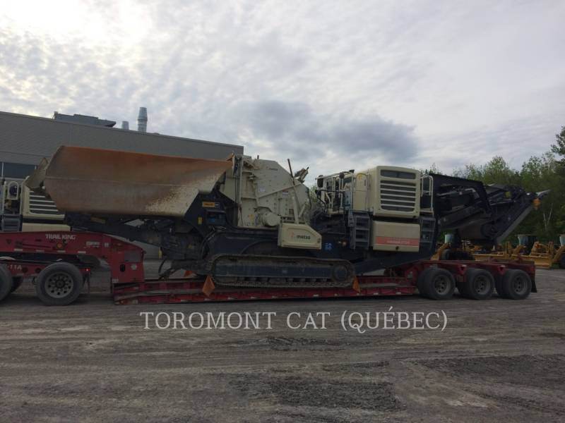 METSO TRITURADORES LT1213 equipment  photo 1