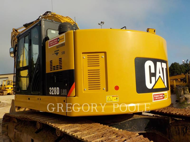 CATERPILLAR TRACK EXCAVATORS 328D LCR equipment  photo 8
