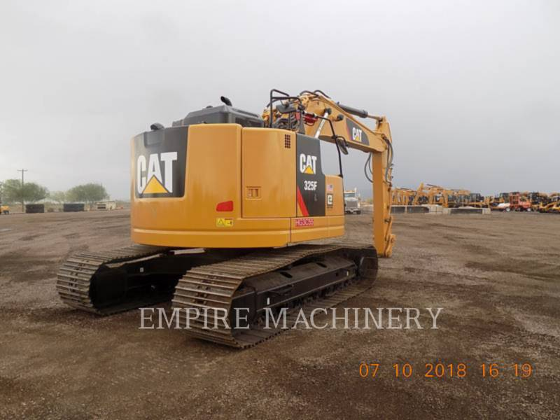 CATERPILLAR KETTEN-HYDRAULIKBAGGER 325FLCR equipment  photo 2