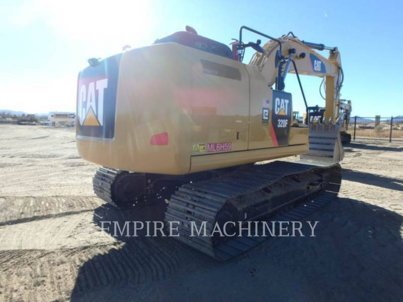 CATERPILLAR TRACK EXCAVATORS 320FL equipment  photo 2
