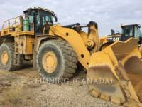 Equipment photo Caterpillar 988K ÎNCĂRCĂTOARE PE ROŢI/PORTSCULE INTEGRATE 1
