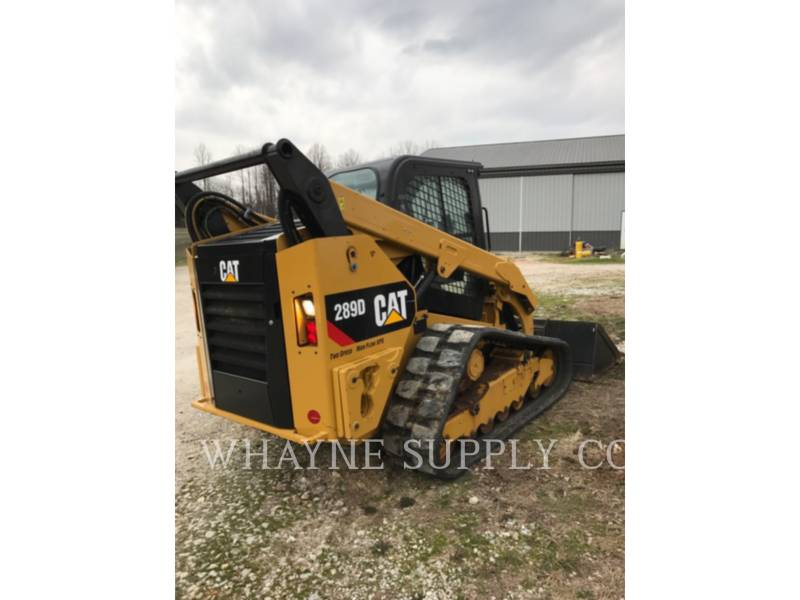 CATERPILLAR CHARGEURS TOUT TERRAIN 289D XPS equipment  photo 3