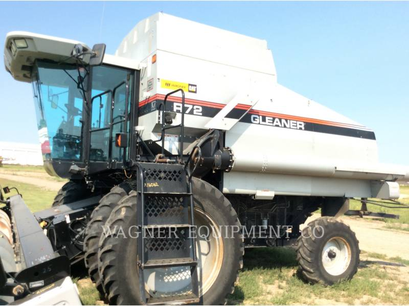 GLEANER KOMBAJNY R72 equipment  photo 1