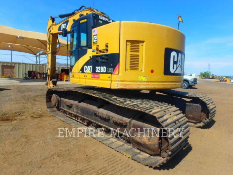 CATERPILLAR ESCAVATORI CINGOLATI 328DLCR equipment  photo 4