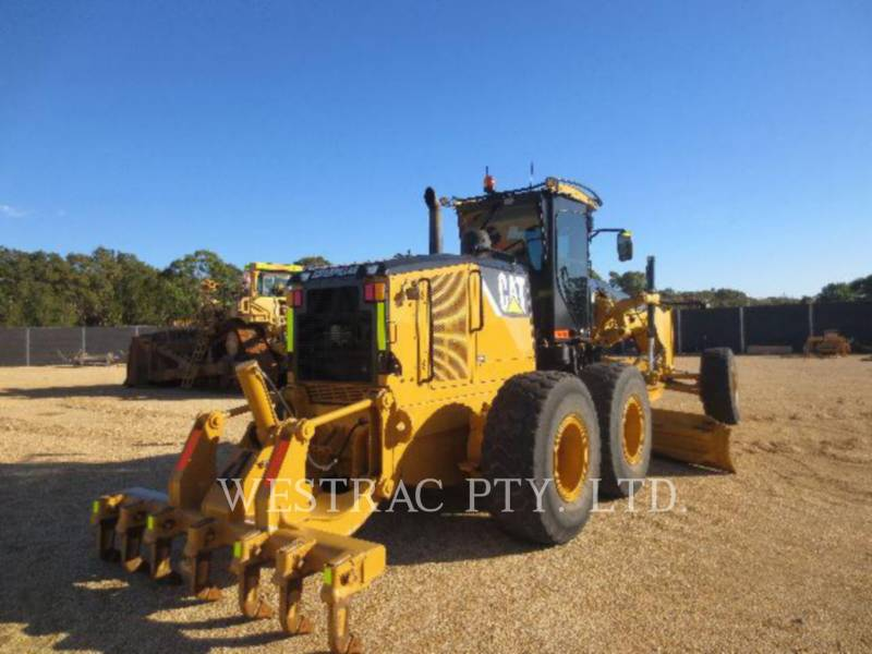 CATERPILLAR MOTONIVELADORAS 14M equipment  photo 3