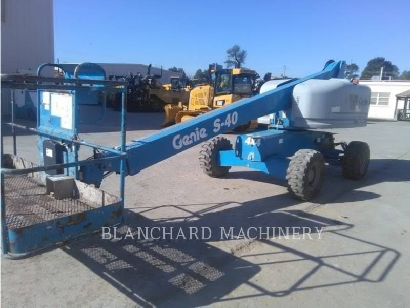 GENIE INDUSTRIES FLECHE S-40 equipment  photo 1