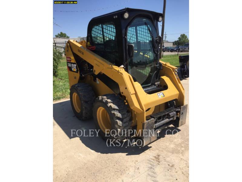 CATERPILLAR CHARGEURS COMPACTS RIGIDES 236DSTD1CA equipment  photo 1