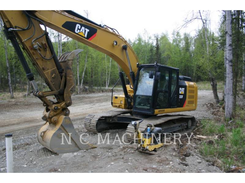 CATERPILLAR トラック油圧ショベル 323F L equipment  photo 2