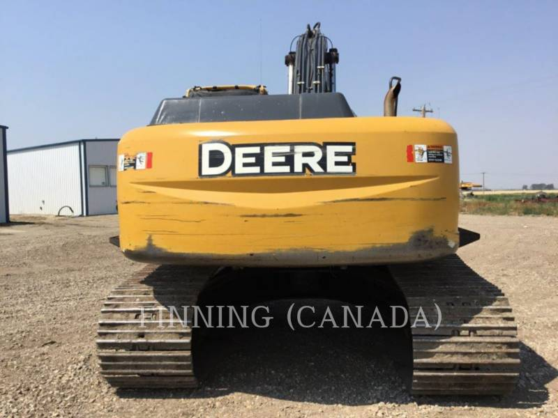JOHN DEERE TRACK EXCAVATORS 270D LC equipment  photo 4
