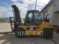Equipment photo CATERPILLAR LIFT TRUCKS P20000_MC FORKLIFTS 1