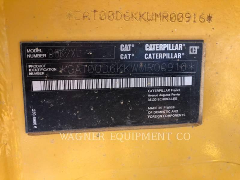 CATERPILLAR TRACTORES DE CADENAS D6K2XL equipment  photo 6