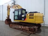 CATERPILLAR KETTEN-HYDRAULIKBAGGER 329DL equipment  photo 2