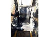 KOMATSU SKID STEER LOADERS SK714 equipment  photo 11
