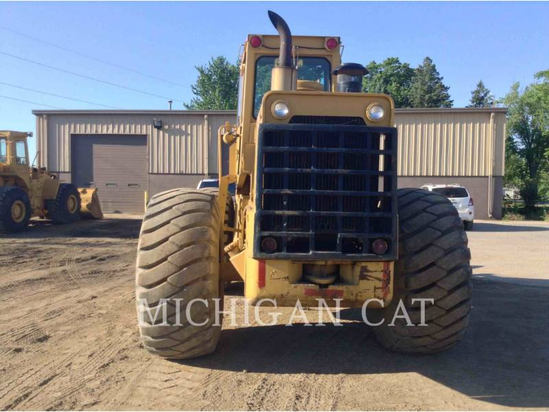HOUGH WHEEL LOADERS/INTEGRATED TOOLCARRIERS H90E equipment  photo 18
