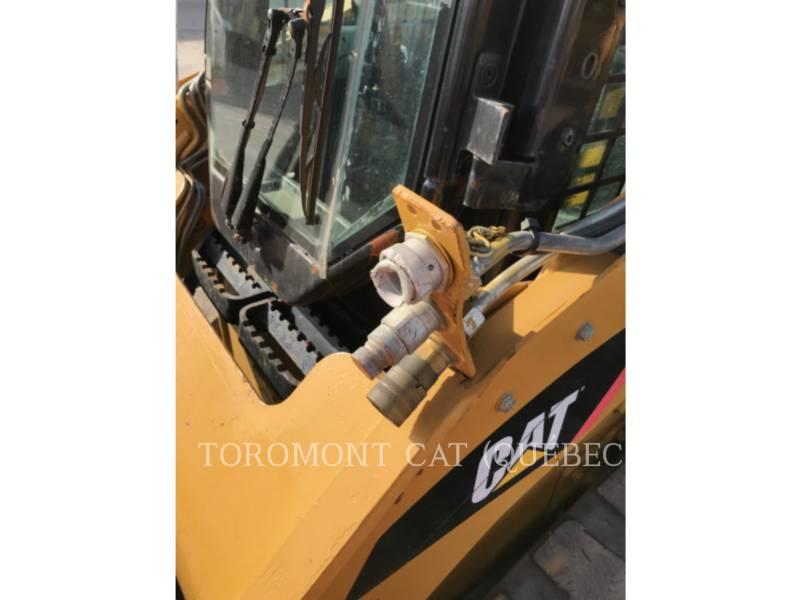 CATERPILLAR DELTALADER 259B3 equipment  photo 9