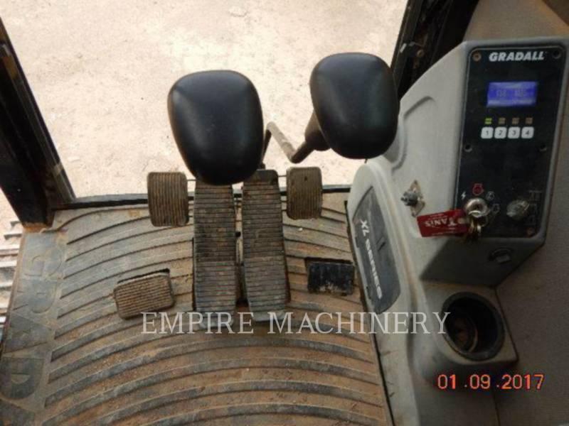 GRADALL COMPANY EXCAVADORAS DE CADENAS XL5200 equipment  photo 12