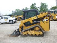 CATERPILLAR CARGADORES DE CADENAS 249D equipment  photo 1